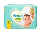 Pampers premium protection No.2 (4-8kg) 40 Windeln